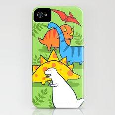 Albinosaur iPhone (4, 4s) Slim Case