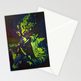 Thermal Predator Stationery Cards