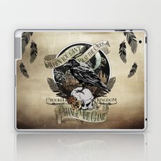 Crooked Kingdom - Change The Game Laptop & iPad Skin