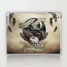 Crooked Kingdom - Change The Game Laptop & iPad Skin