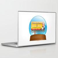 better call saul Laptop & iPad Skins featuring Better Call Saul! by tuditees