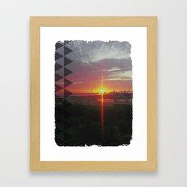 G209 Framed Art Print