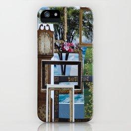 Collage - Framed iPhone Case