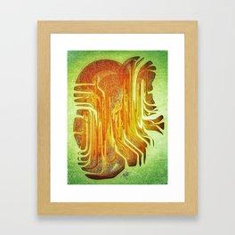 Sunfish Framed Art Print