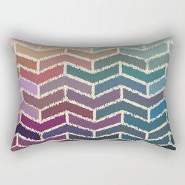 Chevron iKat Rectangular Pillow