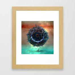 Lucinate Framed Art Print