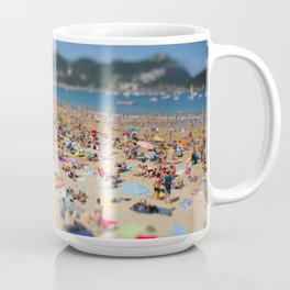 Colorful beach. Coffee Mug