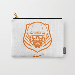 skull nik Carry-All Pouch