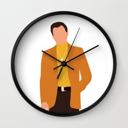 Rick Once Upon a Time in Hollywood movie Wall Clock