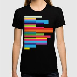 sexy colors T-shirt
