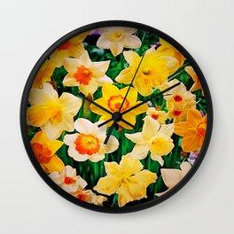 Daffys Wall Clock