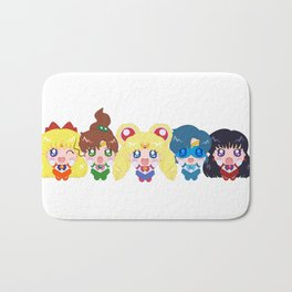In the Name of Cute We Will Punish You Bath Mat