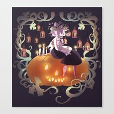 Halloween 2015 Canvas Print