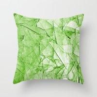 oz Throw Pillows featuring OZ by Dozzo