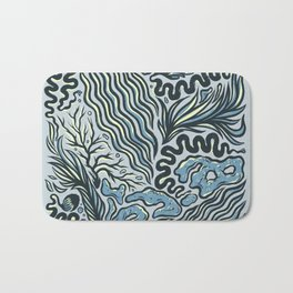 OCEAN CRUST Bath Mat