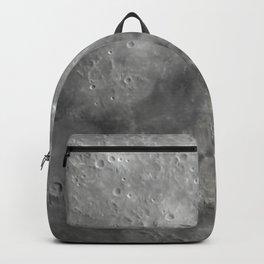 Moon closeup Backpack