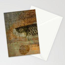 鯉 幟 (The Koinobori) Stationery Cards