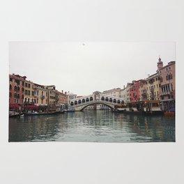 Rialto Bridge - Venice Rug