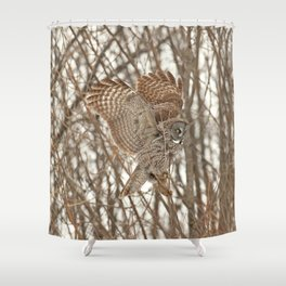 Feather Weight Shower Curtain