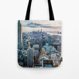 New York City (Color) Tote Bag