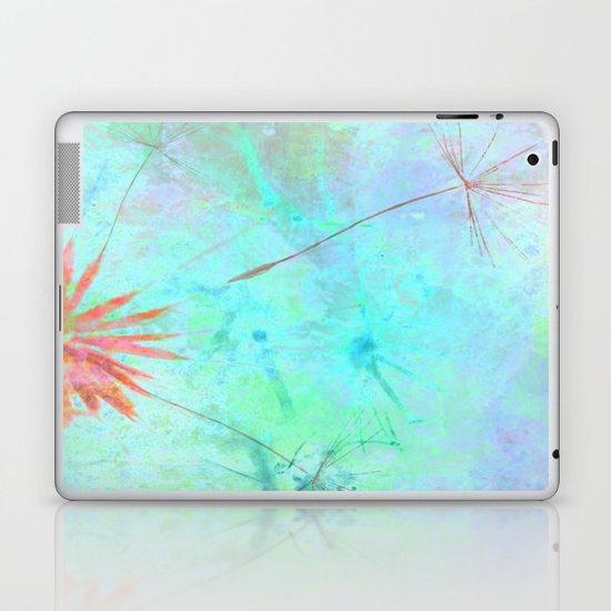 Paint A Dandelion Laptop & iPad Skin