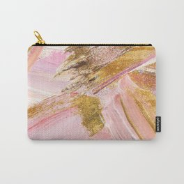 Blush Glitz Carry-All Pouch