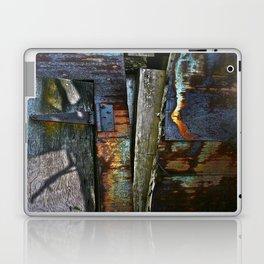 On Hinge Laptop & iPad Skin