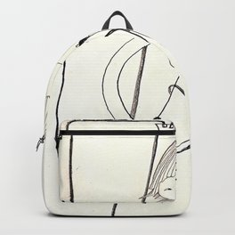 Draw On Yourself Backpack
