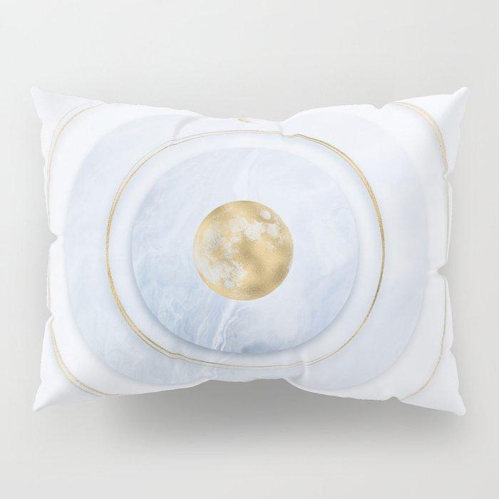 Full Moon Ease Pillow Sham