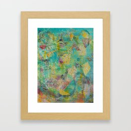 craziness Framed Art Print