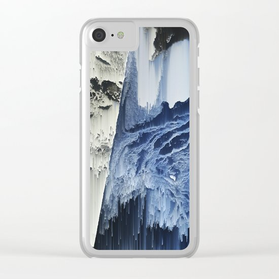 Mucho Frio Clear iPhone Case