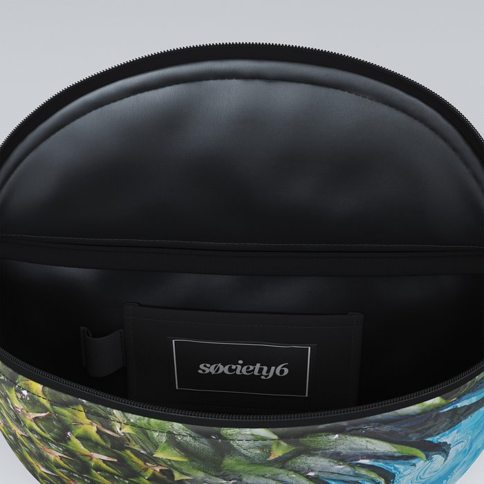Swimming Pineapple Fanny Pack