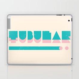 80s Tubular Laptop & iPad Skin