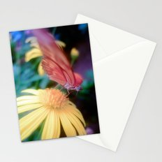 hungry butterfly Stationery Cards