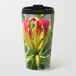 Gloriosa Rothschelidiana Travel Mug