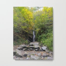 The Smallest Waterfall Metal Print
