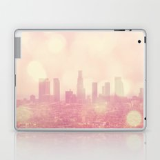 City of Dreamers. Los Angeles skyline photograph Laptop & iPad Skin