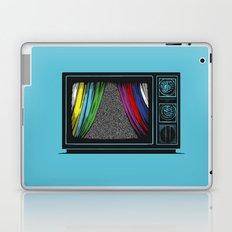 present the monohcrome Laptop & iPad Skin