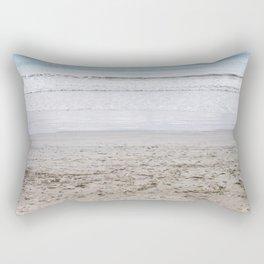 b e a c h Rectangular Pillow