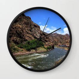 Royal Gorge #2 Wall Clock