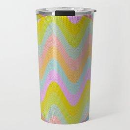 Spread 4 : Circle of Waves Travel Mug