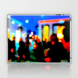 LA at Night Laptop & iPad Skin