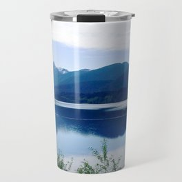 Beautiful Mountain side Travel Mug