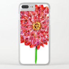 Astra Clear iPhone Case