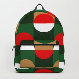 Christmas Geo Backpack