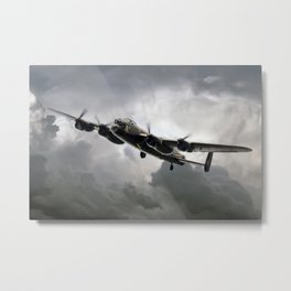 Mighty Lancaster Metal Print