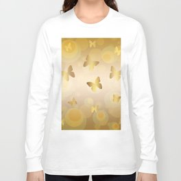 Pattern butterfly 166 Long Sleeve T-shirt