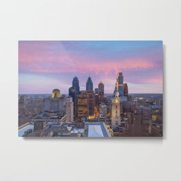 Philadelphia 01 - USA Metal Print