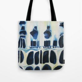 Gaudi III Tote Bag
