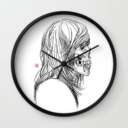 A Song About Rock N' Roll/A Song About Death Wall Clock